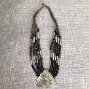 Jewelry - Handmade tribal necklace